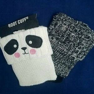Adorable Boot Cuffs